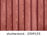 An Abstract Red Weathered...