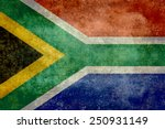 national flag of south africa   ... | Shutterstock . vector #250931149