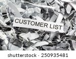 Shredded Paper Tagged With...