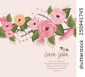 vector illustration of a...   Shutterstock .eps vector #250941745