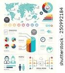 modern design elements...   Shutterstock .eps vector #250992184
