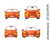 set of different vector... | Shutterstock .eps vector #251015959