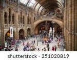 london  uk   august 11  2014 ... | Shutterstock . vector #251020819