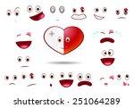 flag of malta | Shutterstock .eps vector #251064289