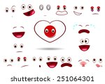 flag of japan | Shutterstock .eps vector #251064301