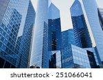 High Tech Business Background