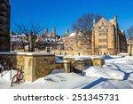 Yale University Buildings In...