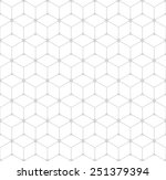 abstract linear seamless... | Shutterstock .eps vector #251379394