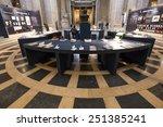 paris  france   january 10 ... | Shutterstock . vector #251385241