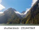 majestic stirling falls ... | Shutterstock . vector #251447869