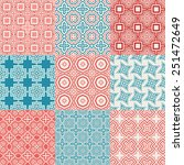 collection of graphical vector... | Shutterstock .eps vector #251472649