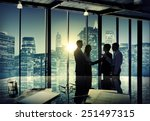 business people corporate... | Shutterstock . vector #251497315