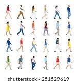 diversity ethnicity multi... | Shutterstock . vector #251529619
