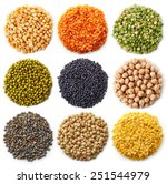 Collection Of Legumes ...