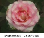 rose background | Shutterstock .eps vector #251549401