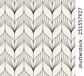 vector seamless pattern.... | Shutterstock .eps vector #251557927