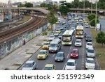 rio de janeiro brazil  10... | Shutterstock . vector #251592349