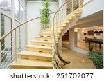 View Of Marble Stairs Inside...
