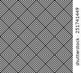 Classic Geometric Pattern Of...