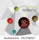 vector fresh business abstract... | Shutterstock .eps vector #251758327