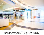 abstract background of shopping ... | Shutterstock . vector #251758837