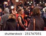 berlin  germany   february 05 ...   Shutterstock . vector #251767051