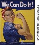 We Can Do It ' World War 2...