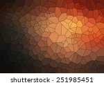 brown 2d geometric abstract...