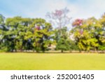 abstract blur background meadow ... | Shutterstock . vector #252001405