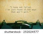 inspirational motivational life ...   Shutterstock . vector #252024577
