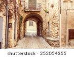Small Mediterranean Spain...