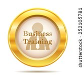 business training icon.... | Shutterstock .eps vector #252105781