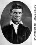 Small photo of Abolitionist JOHN BROWN.