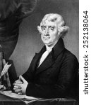 Thomas Jefferson  1743 1826   U....