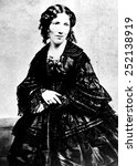 Small photo of Harriet Beecher Stowe, ca.1800's Courtesty: CSU Archives/Everett Collection