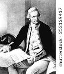 Captain James Cook, 1728-79