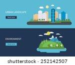flat design vector concept... | Shutterstock .eps vector #252142507