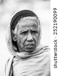omo valley  ethiopia   sep 22 ... | Shutterstock . vector #252190099