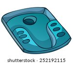 Squat Toilet Platform  Vector...