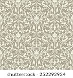 wallpaper in the style of...   Shutterstock . vector #252292924
