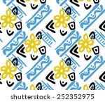 background designs summer style. | Shutterstock .eps vector #252352975