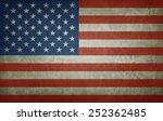 us flag | Shutterstock . vector #252362485