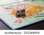february 8  2015   houston  tx  ... | Shutterstock . vector #252368404