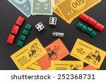 february 8  2015   houston  tx  ... | Shutterstock . vector #252368731