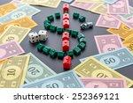 february 8  2015   houston  tx  ... | Shutterstock . vector #252369121