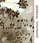 music background | Shutterstock .eps vector #25246624