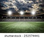 stadium | Shutterstock . vector #252574441