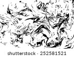 black white amazing artwork... | Shutterstock .eps vector #252581521