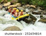 chiang mai  thailand   february ... | Shutterstock . vector #252654814