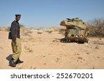 borama  somalia   january 9 ... | Shutterstock . vector #252670201